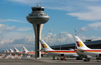 Iberia_tails_at_terminal