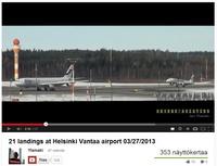 EFHK_landings_ylamaki