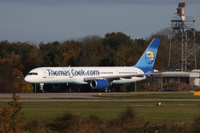Thomas Cook Boeing 757-200