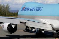 Korean Air Cargo Boeing 747-8F