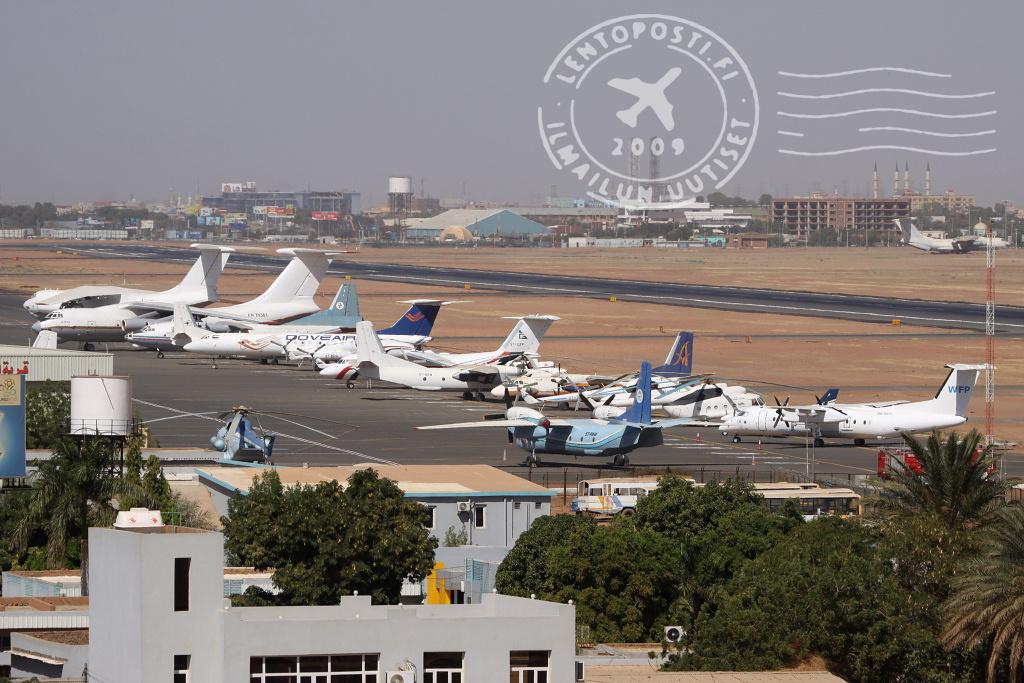 Lentoyhtiöiden Musta Lista