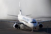 Finnairin A321ER-kone.