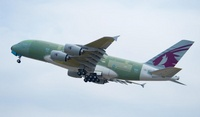 A380_Qatar_maiden_flight_airbus