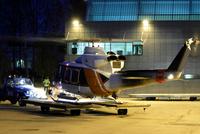 Suomen Rajavartiolaitoksen Agusta Bell 412 - OH-HVK