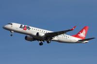 Linhas Aéreas de Moçambique -yhtiön Embraer 190.