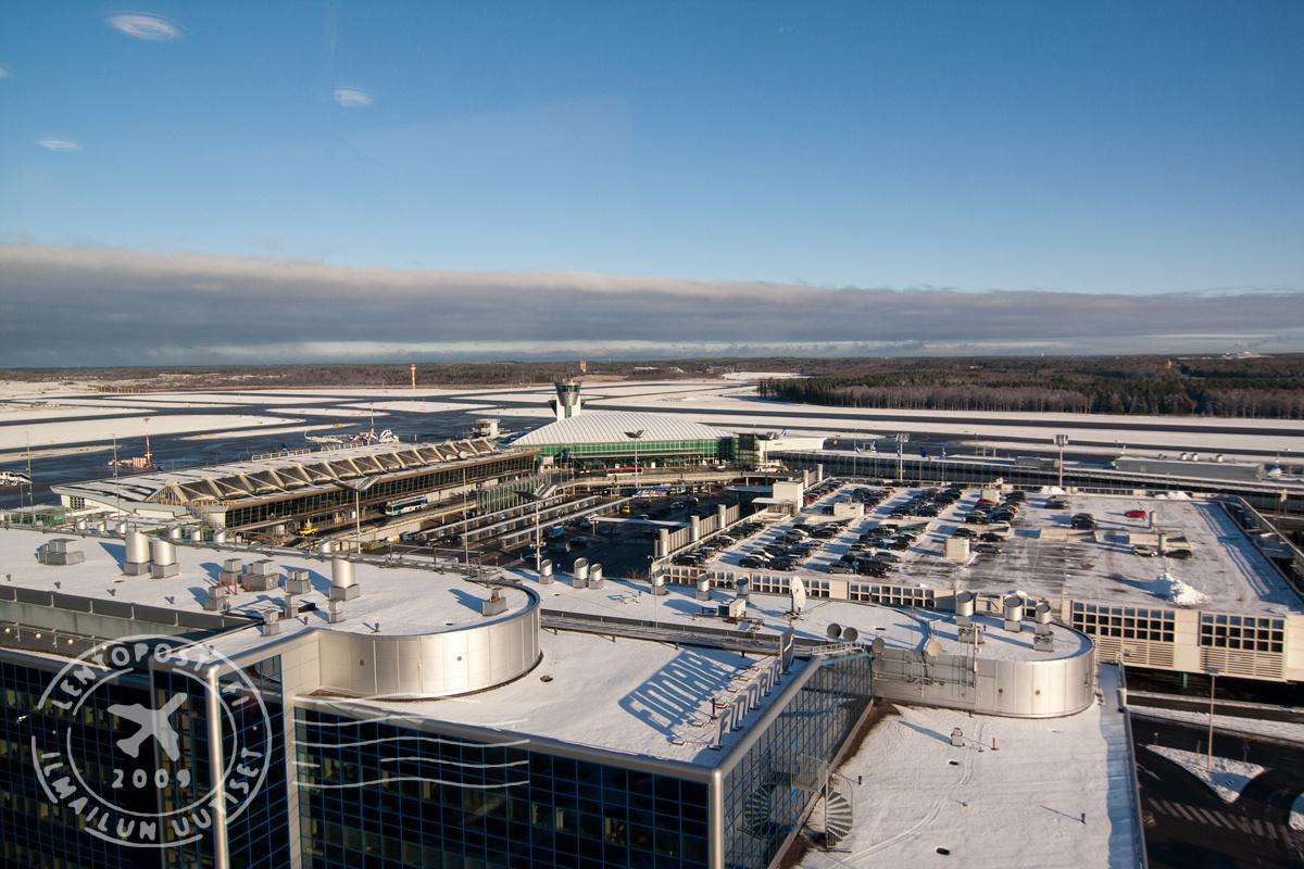 Ilmainen Pysäköinti Helsinki Vantaa Lentokenttä