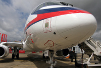 Superjet100_nose
