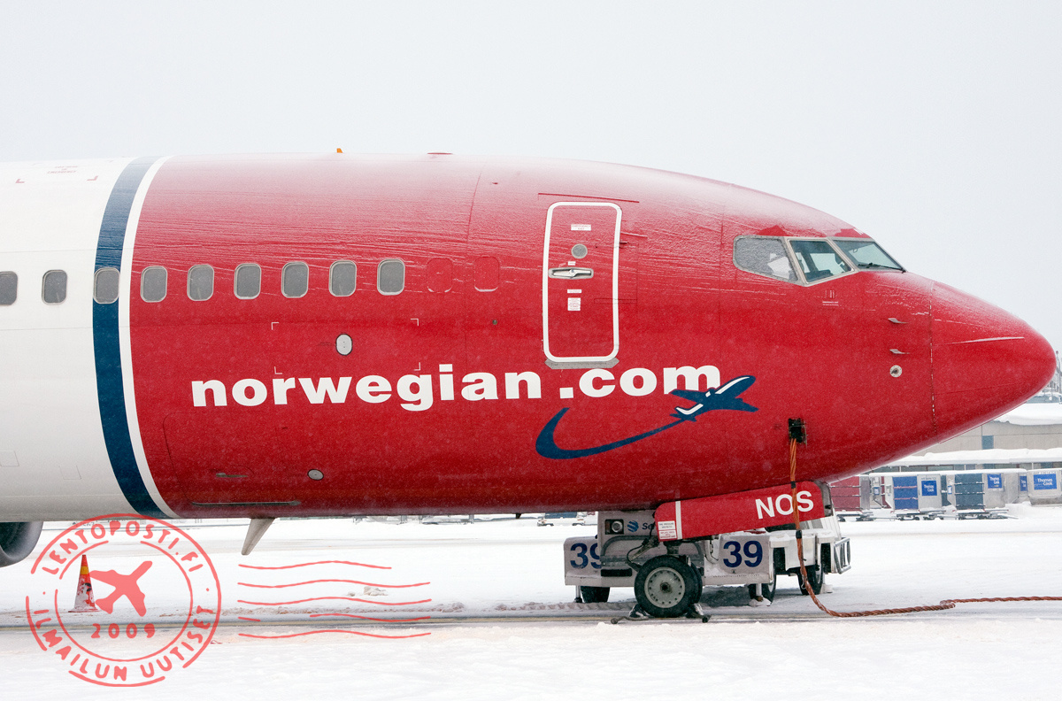 Norwegian aloittaa suorat lennot Helsingistä Salzburgiin | lentoposti.fi