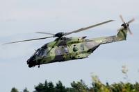 Puolustusvoimien NH-90 helikopteri