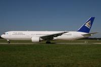 Air Astana Boeing 767-300ER