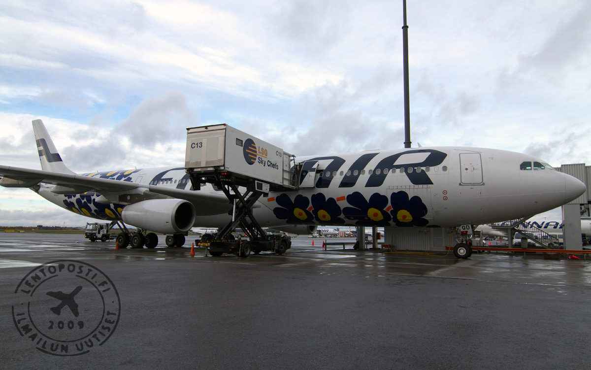 Finnair Lähtöselvitys Netissä