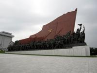 Mansudaen monumentti