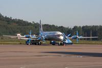 Air Koryo Ilyushin IL-18