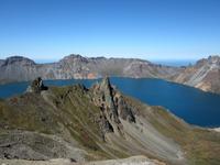 Mt Paektu