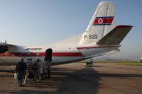 Air Koryo Antonov AN-24