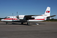 Air Koryo Antonov AN-24