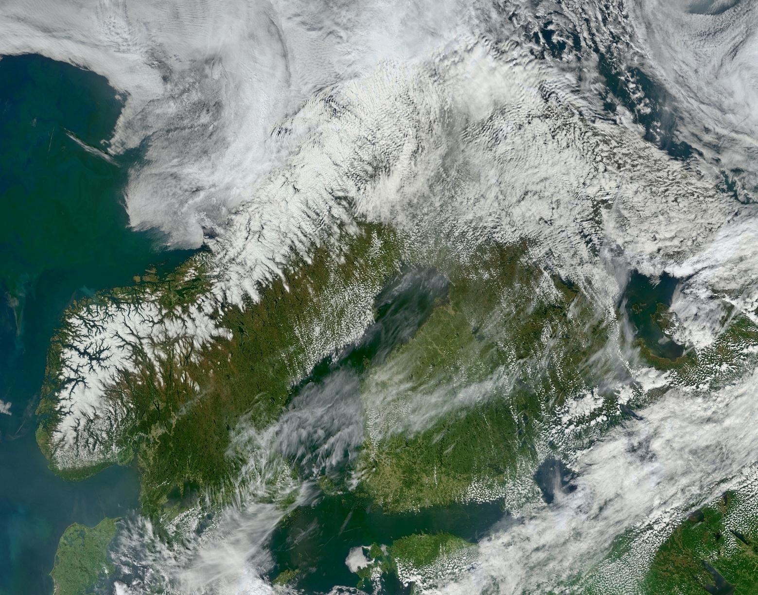 Suomi Satelliitti