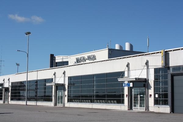 Vaasan lentoaseman remontin toinen vaihe käynnistyy - valmis vuoden loppuun mennessä   lentoposti.fi