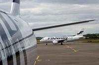 Finnair Airbus A319.