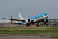 KLM Boeing 777-200ER PH-BQA