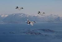 Norjan_ilmavoimat_harjoittelee