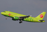 S7 Airlines A319