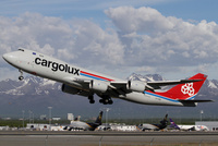 Cargoluxin Boeing 747-8F