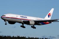 Malaysia Airlinesin 777