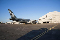 A350_XWB_in_Florida_for_more_extreme_weather_testing