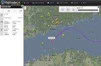 ilmatilaloukkaus_flightradar24com