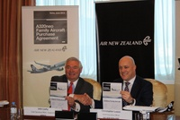 Air New Zealand signs for more A320 Family aircraft