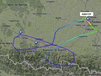 A350_FLT_FR24_route1