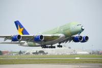 Skymark_A380_1st_FLT