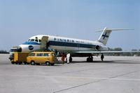 OH-LYD-Wienin-kentällä-vuonna-1973,-kuva-Finnair-Oyj_1
