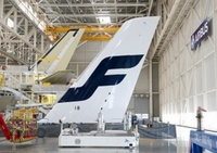 A350_tail_Finnair_airbus