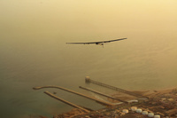 SI2_Route2_2015_03_10_Solar_Impulse_2_RTW_2nd_Flight_Muscat_to_Ahmedabad_Take-off_Stefatou-0331