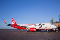 airberlin Christmas aircraft 2015_1-