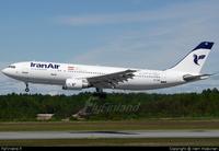 IranAir_A300_Harri_Koskinen_FlyFinlandFi