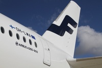 FinnairA350tail