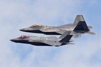 F-35A_F-22