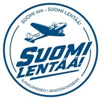 Ilmailumuseo_Suomi_lentaa_logo