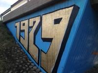 Graffiti 1 alku
