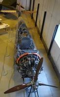 VL Myrsky MY-14 Ilmavoimamuseon näyttelyssä 2017