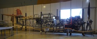 VL Myrsky MY-14 Ilmavoimamuseon näyttelyssä heinäkuussa 2017