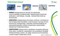 Trafi_RPAS_kategoriat
