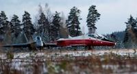 Ilmask_Hawk_Hornet_ilmavoimat