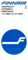 Finnair_Aikataulu