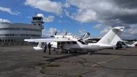 AeroVolga LA-8 -amfibiokone (RA-0344G) Malmin lentoasemalla