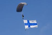 Utti19 Suomen lippu