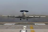 3 x E-3A Take Off